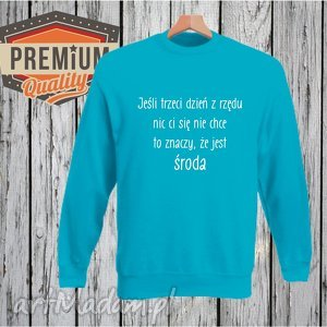 bluzy bluza z nadrukiem dla chłopaka, faceta, mężczyzny, męża, niego, prezent na