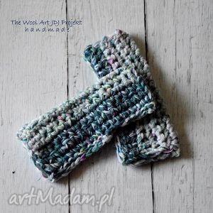 ręczne wykonanie rękawiczki rękawiczki mitenki