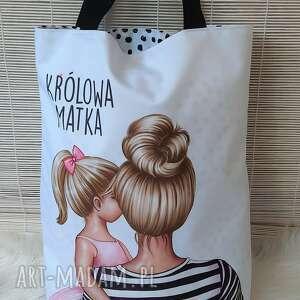 torba shopperka na dzień matki, torba, torebka, zakupy, shopperka, zakupowa