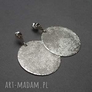 ZAMÓWIENIE dla Pani Gabrysi., srebro, koła, metaloplasyka, surowe