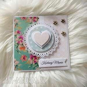 handmade scrapbooking kartki kartka z okazji dnia matki