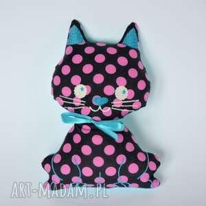 kotek psotek - antosia 19 cm - kotek, dziecko, maskotka, urodziny, kolorowy, bezpieczny