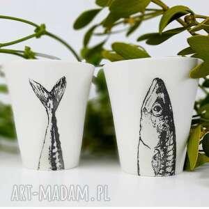 porcelanowe kubki do herbaty - ceramika artystyczna kubek porcelanowy, kubek