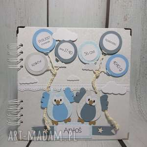 hand made scrapbooking albumy