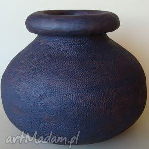 Wazon ceramiczny wazony pracownia ako wazon, rustykalny,