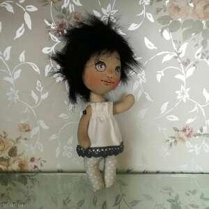 laleczka dekoracyjna, lalka, szmaciana, szyta, pod choinkę prezent