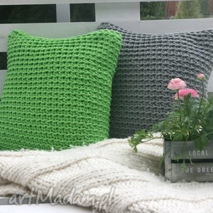 zestaw poduszek, pilow, poduszka, wiosenna dom