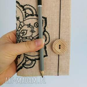 handmade notesy notes mandala