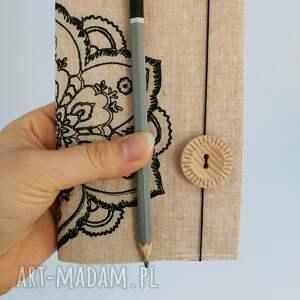 handmade notesy notes mandala
