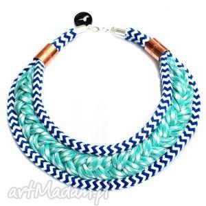 azteca, etniczny, naszyjnik, kolia, liny, aztecki, modny naszyjniki biżuteria
