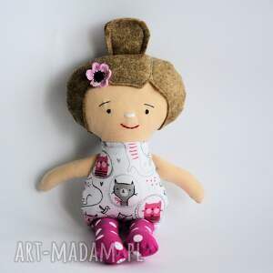 lalki lala fruzia - wandzia 25 cm, lala, fruzia, niemowlę, dziewczynka, szmacianka