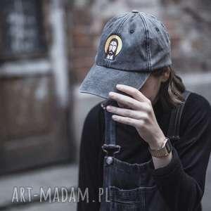 Czapka z daszkiem , czapka, bawełna, haft, streetwear, casual
