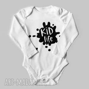 prezent na święta, body kid life, body, kid, plama, śmieszne, napis