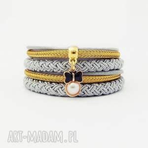 oryginalny prezent, bransoletki amelia, bransoletki, zawijana biżuteria