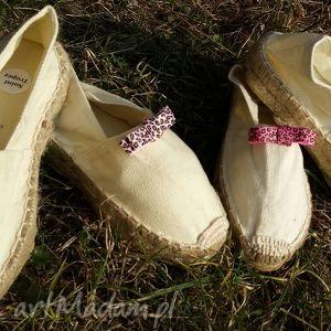 espadryle dziecięce safari kids różowa panterka, espadryle, buty, dziewczynka