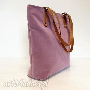 ręcznie wykonane torebki shopper bag