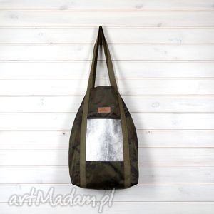 bf4c28ef101db Zielone torebki na ramię torba wodoodporna170