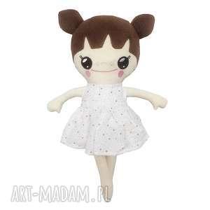 bawełniana lalka lalalila - poofy cat, lalka, laleczka, kucyki, bawełniana