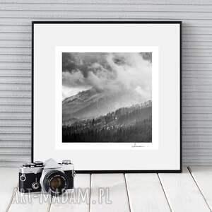 fotografie autorska fotografia, zimowy pejzaż v, zdjęcie, dekoracja