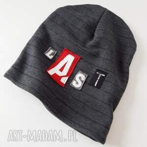 melat27/ designerska czapka jesienna, unisex, czapka, smerfetka, unisex