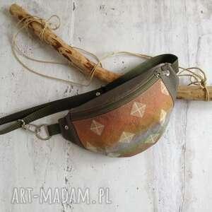 handmade nerki wegańska nerka/saszetka