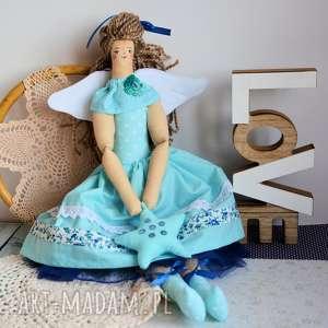 anioł stróż - zawieszka dekoracja opiekun dobrego snu i realizacji marzeń
