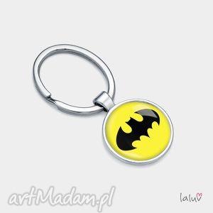 Brelok do kluczy BATMAN, superbohater, nietoperz, grafika, komiks, film, gotham