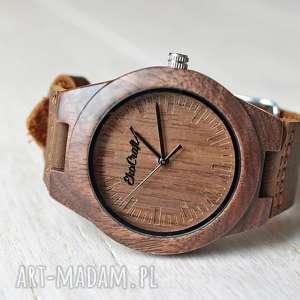 Damski drewniany zegarek SISKIN, drewniany, zegarek, lekki, damski, ekologiczny
