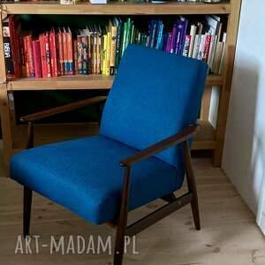 fotel lisek url vintage, lisek, fotel, prl, 366, chierowski, meble