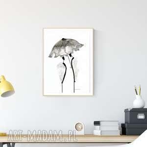 obraz 30 x 40 cm namalowany ręcznie, abstrakcja, obrazy-ręcznie-malow