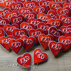 Prezent Rustykalna miłość - prezenty dla gości, podziękowania,