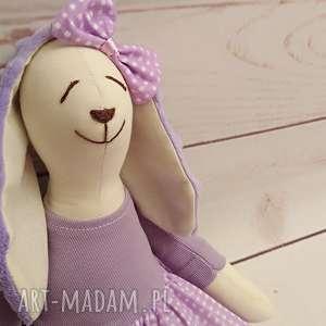 Króliczek tilda przytulanka maskotki k and katarzyna królik