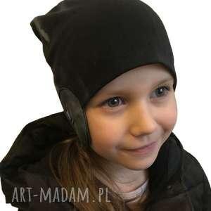 dla dziecka czapka pilotka, wiosenna, 2 rozmiary, czapka, czapa