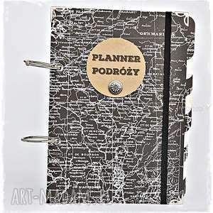 scrapbooking albumy planner podróży - pamiętnik podróży, planner, podróżnik