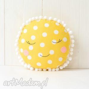 Poduszka słońce, poduszka, słoneczko, dekoracja, zabawka, ozdoba