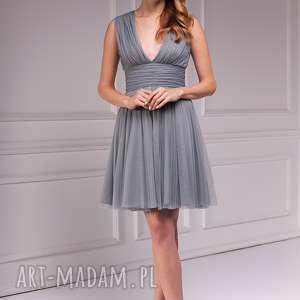 Sukienka Melisa, koktailowa, studniówka, wesele