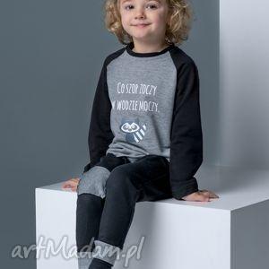 koszulka szop ernest, koszulka, szop, diversodesign, dzieci, ubranka, nadruk