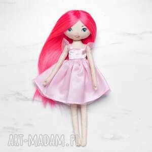 lalka baletnica w różowej sukni, lalka, laleczka, baletnica, prima ballerina