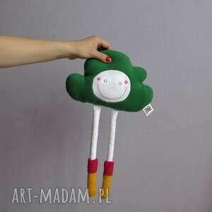 chmurka z serii fluffy - na zamówienie, chmurka, maskotka, śmieszna, dziecko, prezent