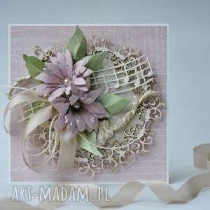 scrapbooking kartki koncert życzeń, imieniny, urodziny, podziękowanie, ślub, życzenia