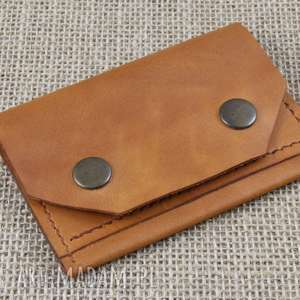 portfel skórzany na karty, portfel, portfele, skóra, skórzany, prezent