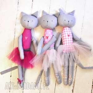 Kotka baletnica., kot, balerina, balet, tutu, taniec, kociak