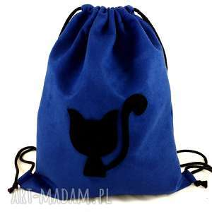 Backpack nr 2 - ,plecak,zamsz,kotek,