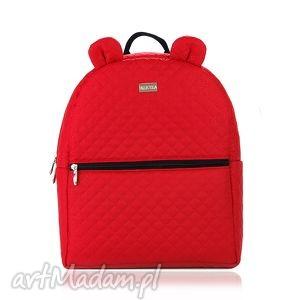 plecaczek farbiś 682 czerwony, plecak, farbiś, pojemny, lekki, wygodny