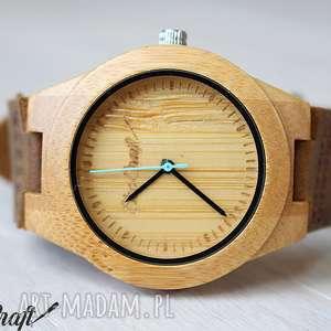 drewniany damski zegarek bamboo blue women, zegarek, damski, drewniany, bambusowy