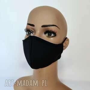 maska,maseczka streetnewstyle z filtrem, unisex, maska, trzywarstwowa, filtrem