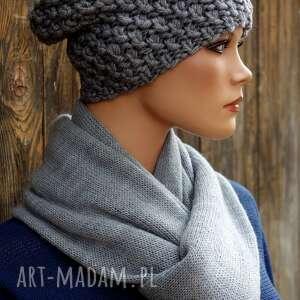ręcznie zrobione czapki czapka handmade nr
