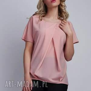 bluzki top, blu121 róż, bluzka, koszulka, lekka, różowa, unikalny prezent