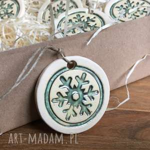 Pomysły na prezenty święta! Porcelanowe ozdoby na choinkę