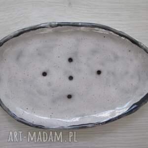 mydelniczka ceramiczna, ceramiczna mydelniczka, artystyczna
